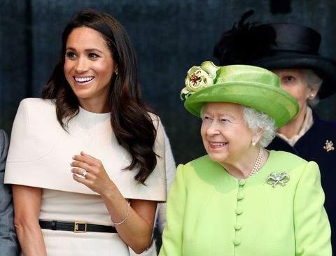 Meghan Markle reportedly spoke with Queen Elizabeth to share condolences following Prince Philip's death