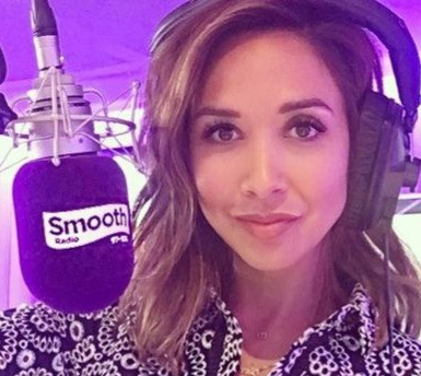 Myleene Klass 'left in tears' after Uber driver 'spits on her'