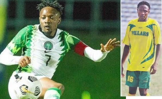 Ahmed Musa rejoins his boyhood club, Kano Pillars, until the end of the season