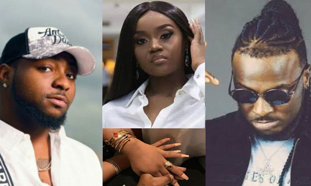 It is crazy to say I slept with Chioma - Davido's signee, Peruzzi
