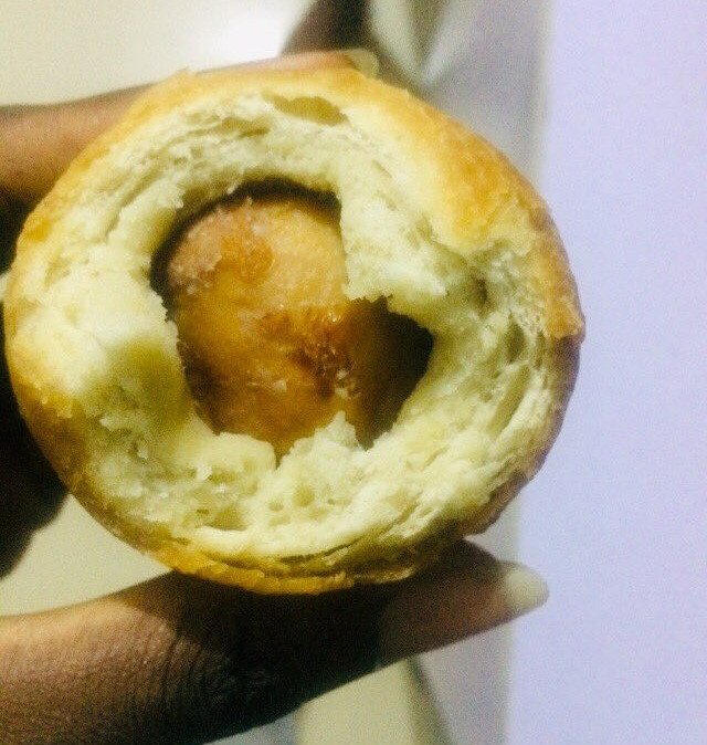 Woman 'traumatised' by what she found in her eggroll