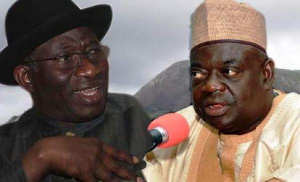 Babangida Aliyu is a pathetic fellow, I had no agreement with Northern Governors - Jonathan