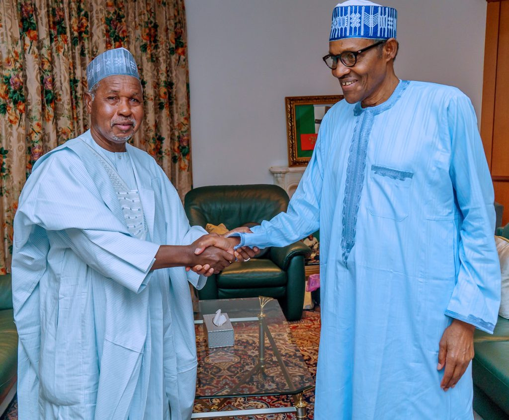 We had a civilian president who couldnt take all this rubbish that some people are doing but Buhari is taking everything he has not failed us - Governor Masari