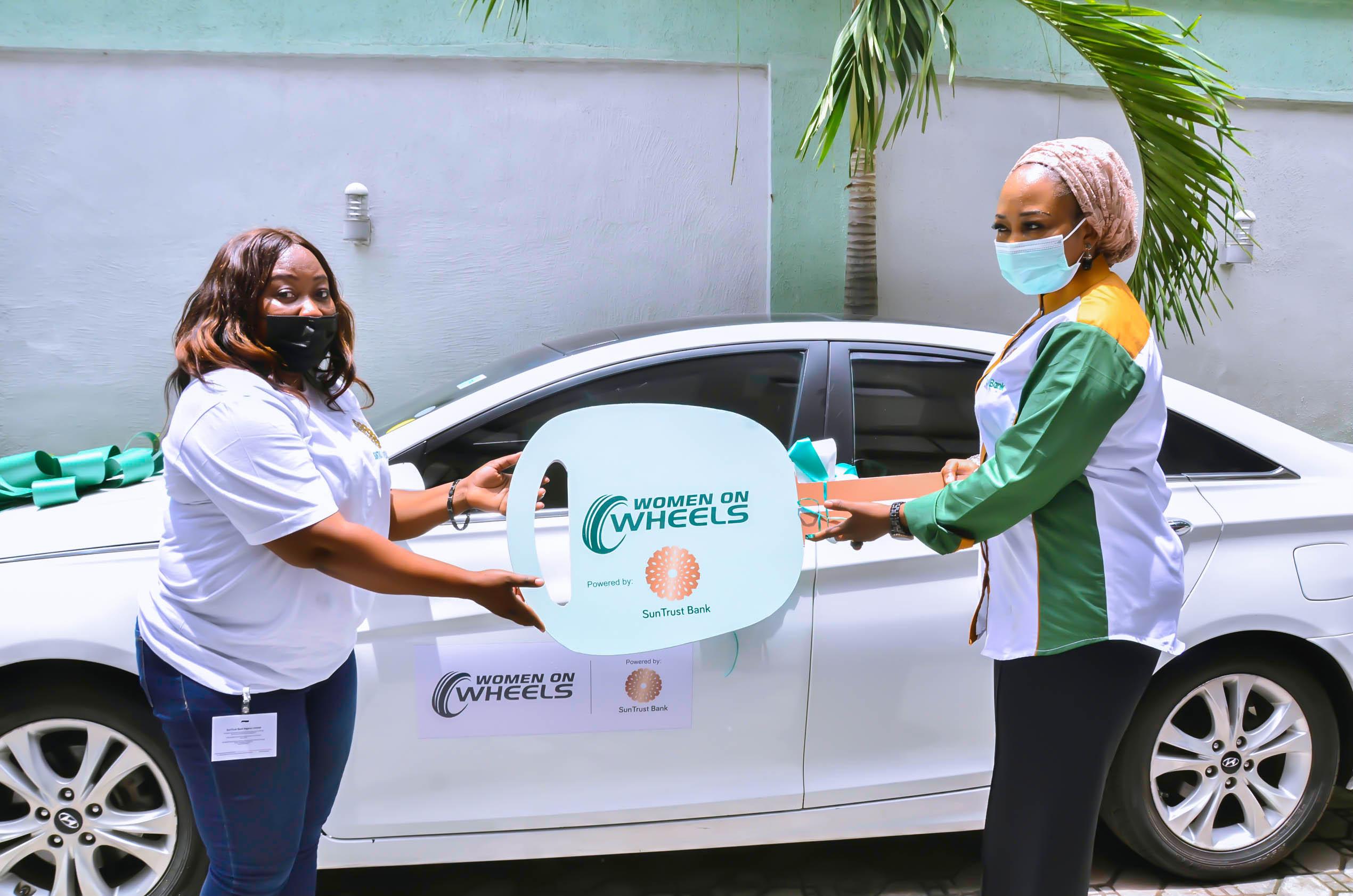 Suntrust Banks Women On Wheels Product lindaikejisblog2