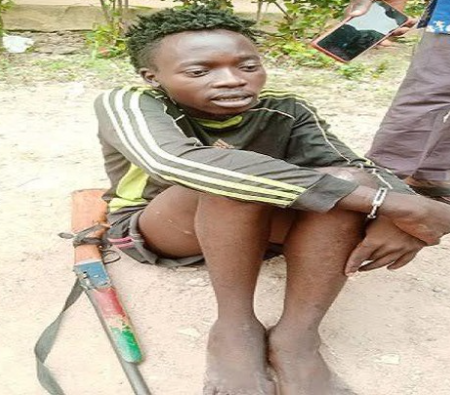 I live along the expressways to make kidnapping easy for me - Suspected kidnapper tells police