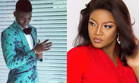 My baby is not much of a baby anymore - Omotola Jalade-Ekeinde celebrates her last child on his 19th birthday