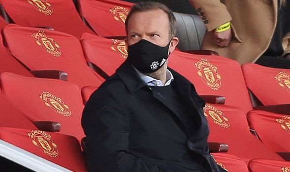 Manchester United confirm vice-chairman Ed Woodward's resignation following Super League criticism