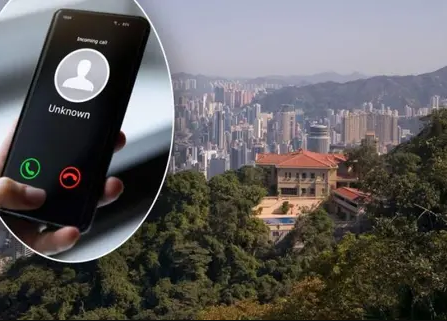 Hong Kong woman, 90, loses £23million to phone scammers who posed as Chinese officials claiming her identity had been used in a serious crime in China