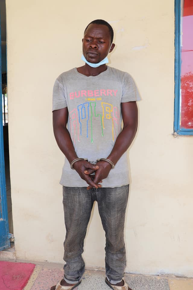40-year-old father of four arrested for allegedly raping minors in Niger state; says he lured the victims with N200 and loaves of bread