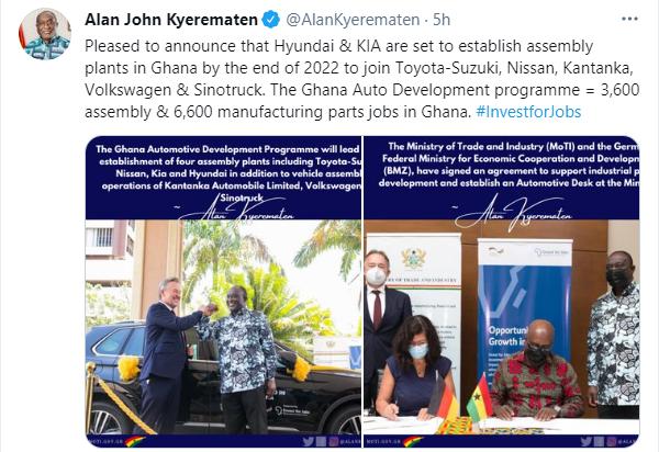 Hyundai and Kia to establish assembly plants in Ghana 2
