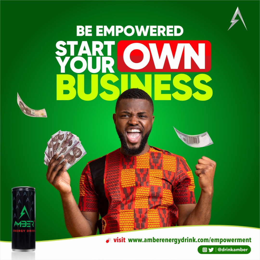 Amber  Drinks Ltd set to empower over two thousand Nigerians this year