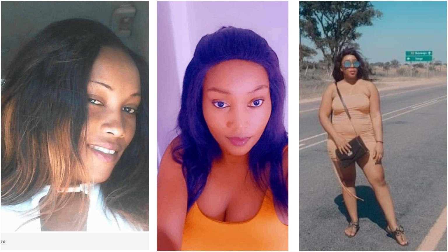Gweru Shooting Victims From Left: Nyaradzo, Nyasha and Gamuchirai