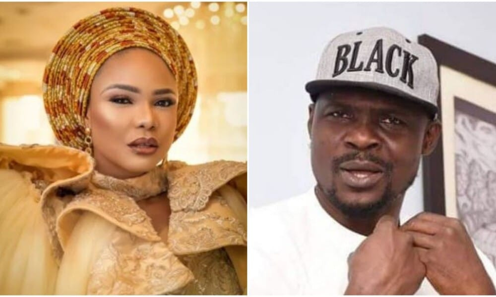 Actress Iyabo Ojo slams her colleagues in the movie industry defending Baba Ijesha who reportedly defiled a 14-year-old girl