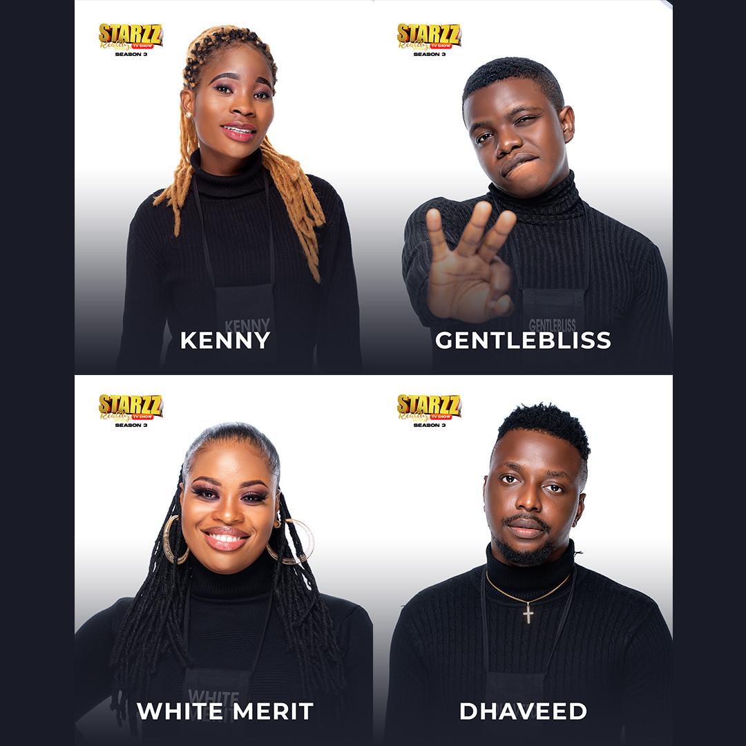Meet Starzz Reality Tv Housemates 2021 Season 3 lindaikejisblog6