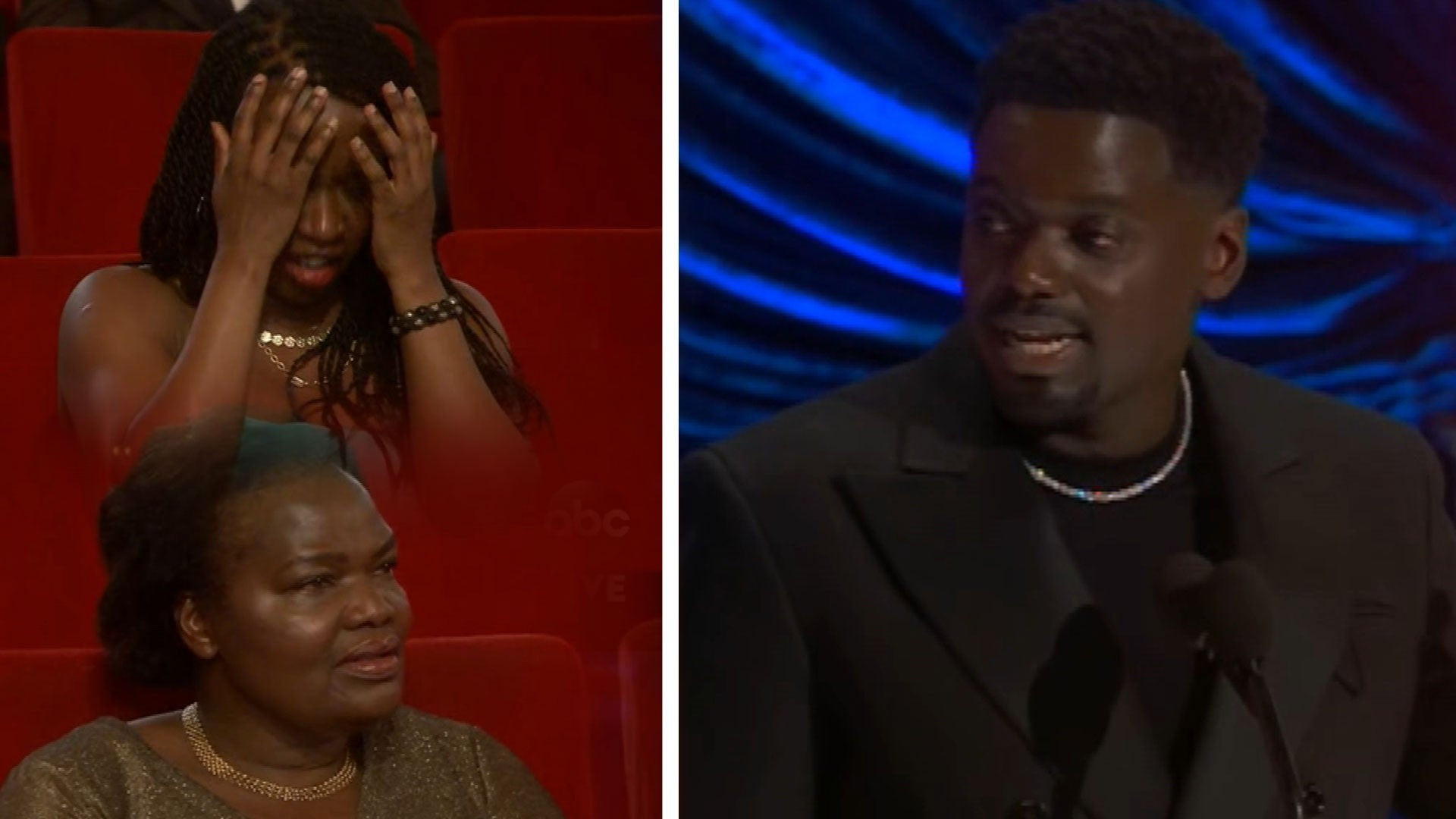 Daniel Kaluuyas mom's adorable mortification to him thanking her and his dad for having s3x goes viral