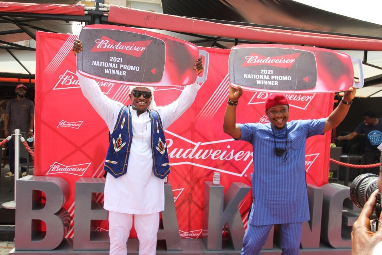 budweiser smooth kick off campaign records mercedez benz grand prize lindaikejisblog