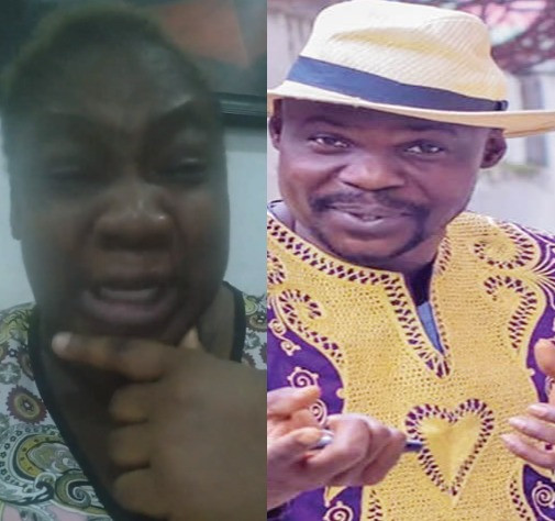 Baba Ijesha licked my daughter's ears, pressed her breast and rubbed her private part for 30 mins - Comedian Princess speaks more on alleged assault on her daughter (video)