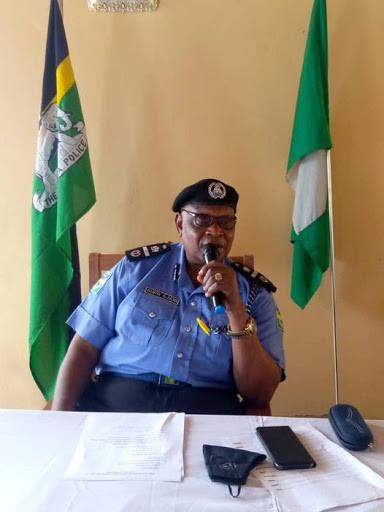 Lets go back to pre-EndSARS relationship - Police AIG begs Nigerians