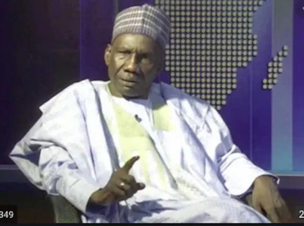 People within the system are sabotaging military - Dean of Borno Elders Forum, Prof. Khalifa Dikwa