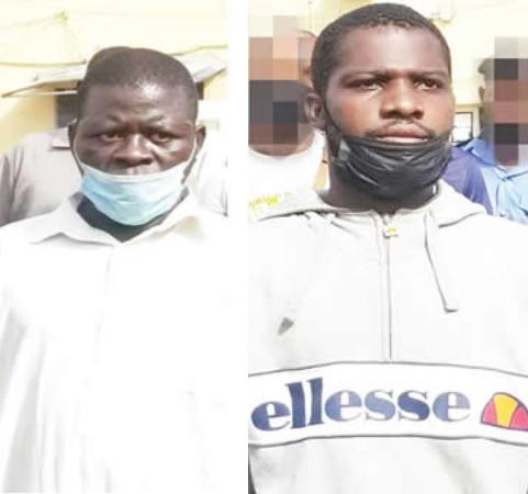 Painter arrested for allegedly impersonating Lagos monarch, Oba Elegushi and defrauding Facebook lover of N51m