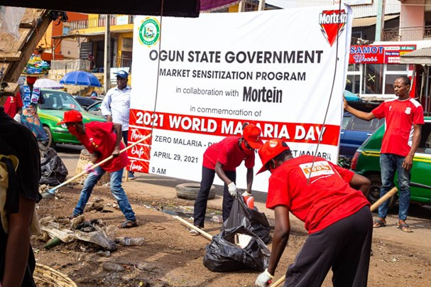 Mortein, Ogun State Govt Join Forces to 'Fight To End Malaria'