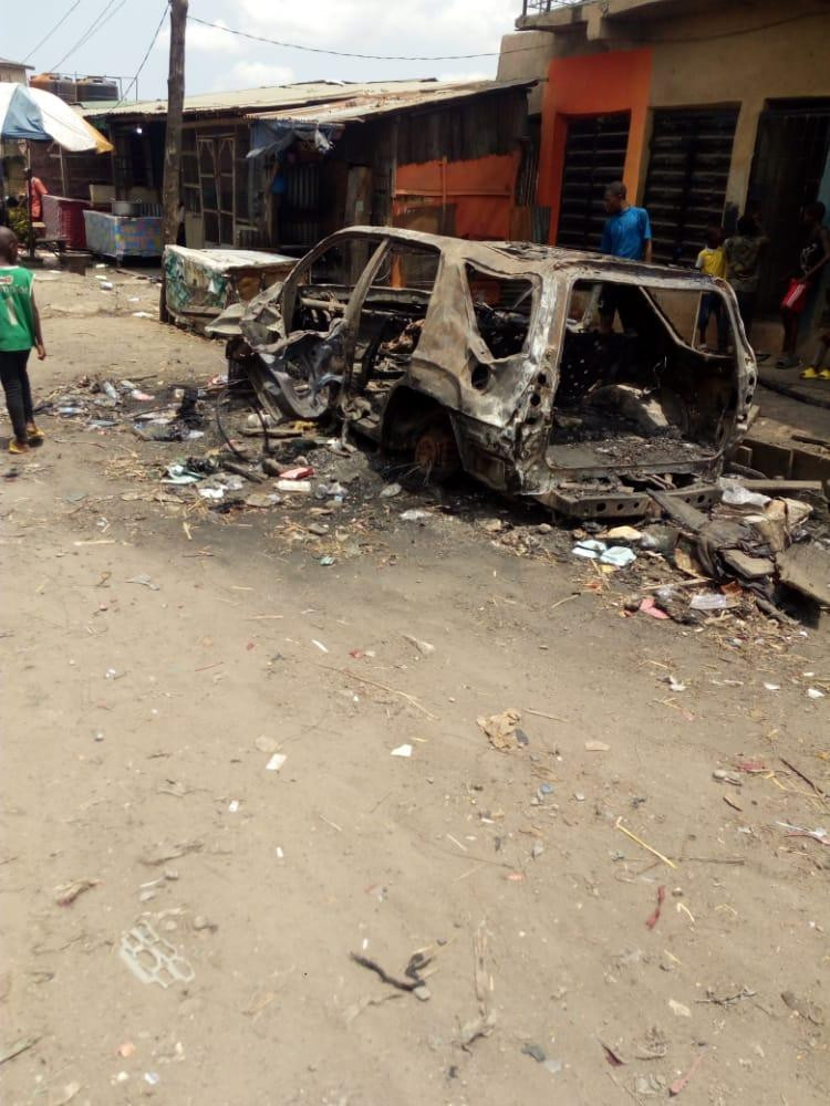 Vigilante commander attacked by angry youths over blasphemy in Lagos