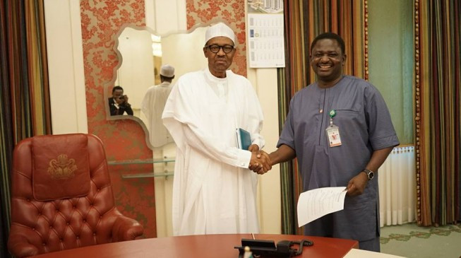 Religious and former political leaders plotting to overthrow Buhari  Presidency