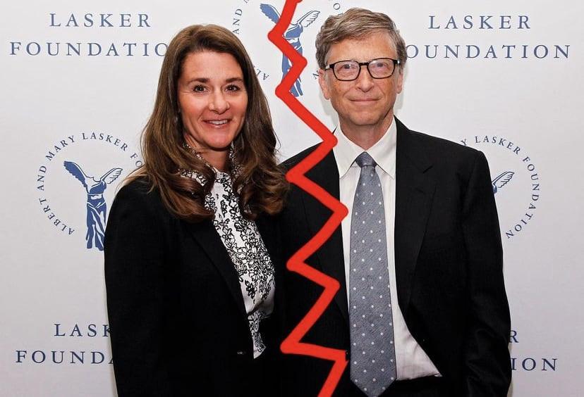 Update: Bill Gates reportedly gave Melinda Gates almost $2billion in stocks the same day she filed for divorce