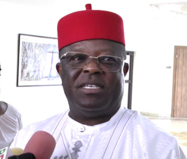 Insecurity is a result of the failure of past leaders - Governor Umahi