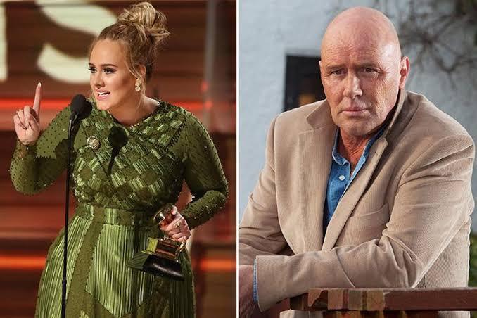Adele's estranged dad, Mark Evans dies aged 57 after battle with cancer