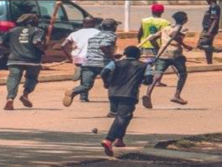 Fresh protest in Abuja turns violent
