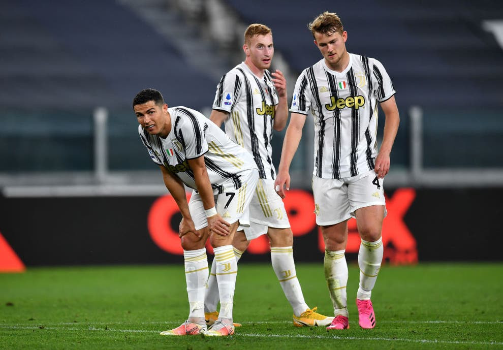 Juventus are threatened with expulsion from Serie A if they don't leave the Super League