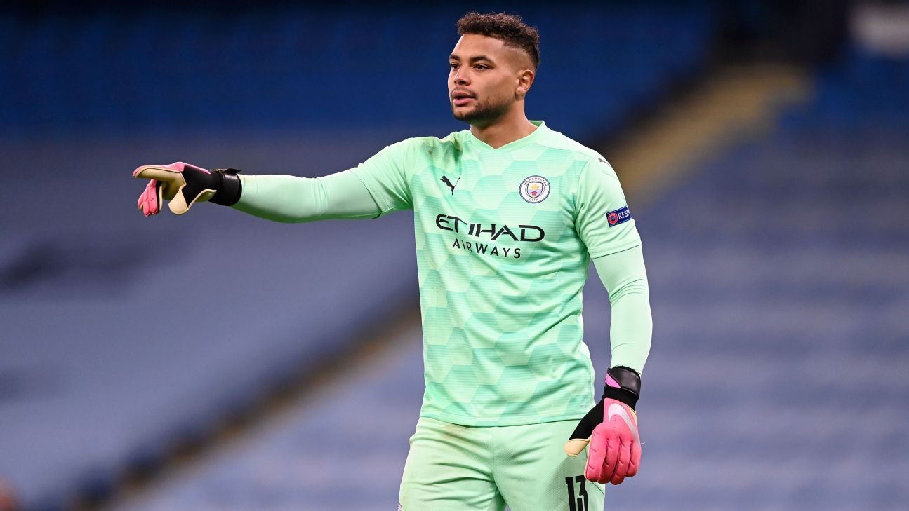 Zack Steffen becomes first American to win Premier League title with Manchester City