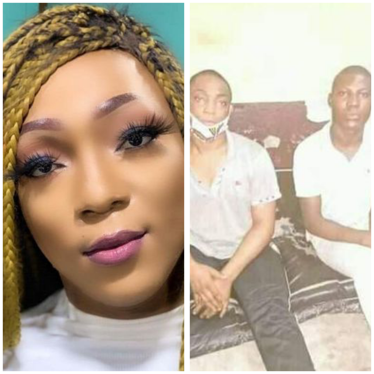 Popular Cameroonian crossdresser, Shakiro, one other sentenced to 5 years in prison for 'attempted homosexuality'