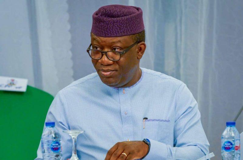 Governor Fayemi pardons 12 prison inmates