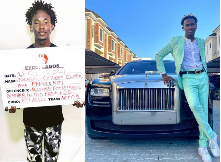 Instagram comedian Pankeeroy explains why he was arrested by EFCC after regaining freedom