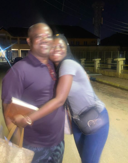 Girl who called out Ned Nwoko for allegedly unlawfully detaining her father, reveals he has been released