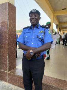 Delta police commissioner warns against protest