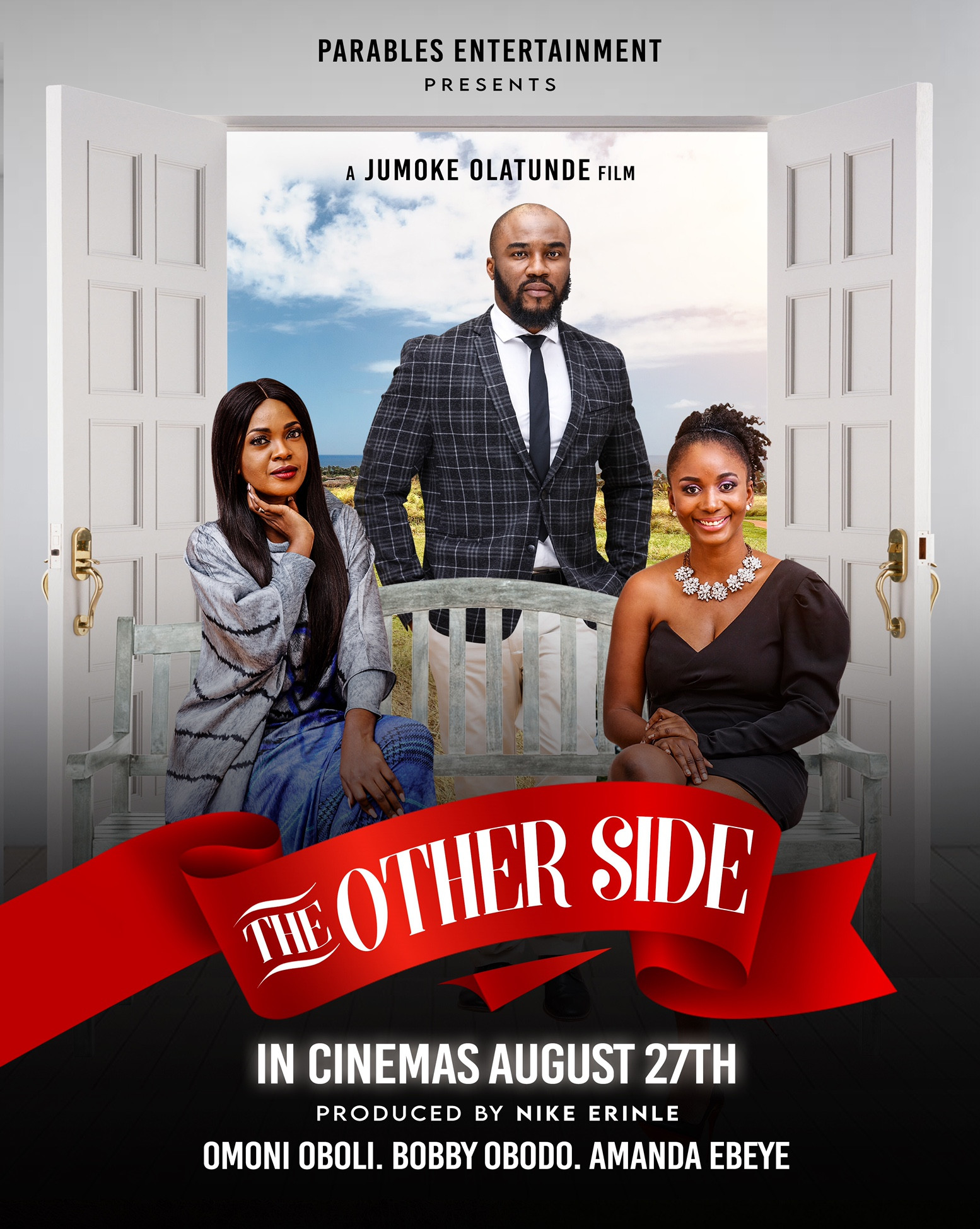the other side trailer