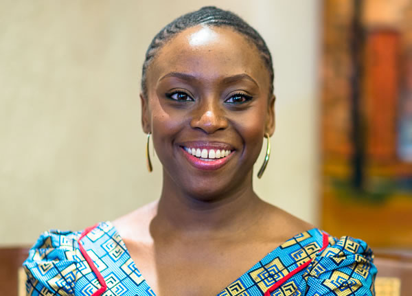 Priests should guide their parishioners and not attack them - Chimamanda Adichie replies Catholic Parish Priest who verbally attacked her during her mother's funeral mass