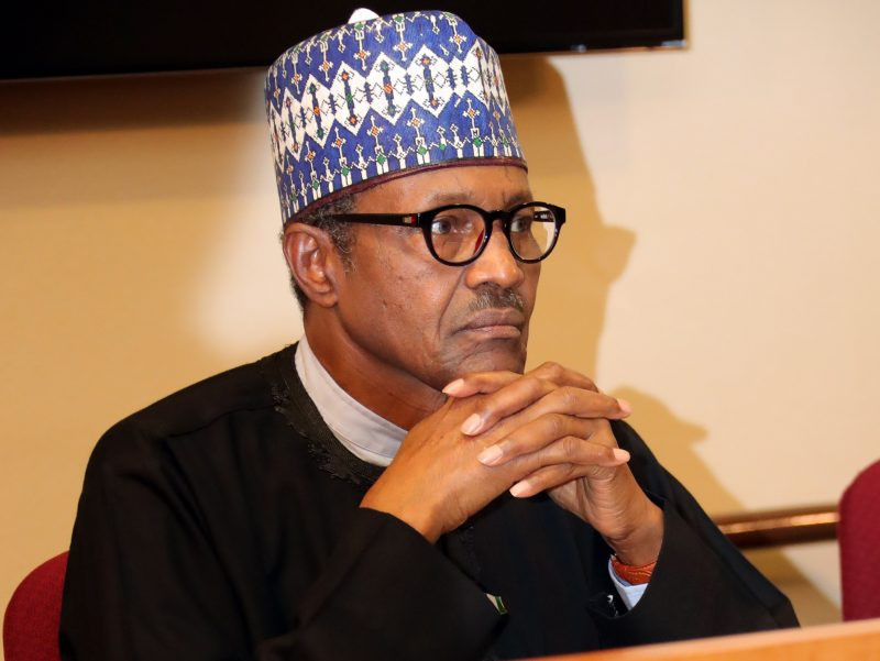 I dont need your cheques - Buhari tells contractor