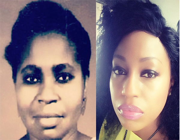 Rita Dominic celebrates mother's posthumous birthday 20 years after her death