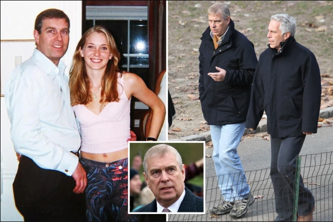 Met Police drops Prince Andrew investigation into allegations of sex abuse by Duke and Jeffrey Epstein