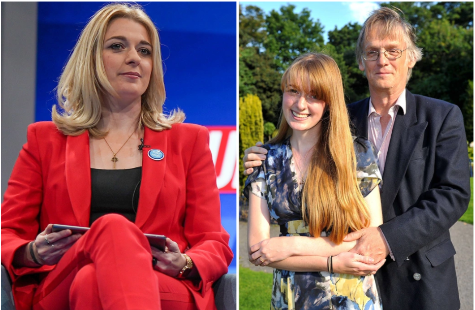 British lawmakers comes out as bisexual after split from husband who is 35 years older