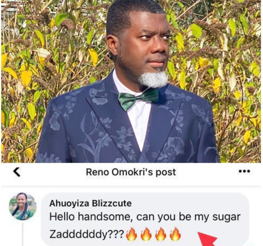 Have you seen my wife How will I leave iPhone 13 and follow iPhone 3 - Reno Omokri slams lady who asked him to become her sugar daddy