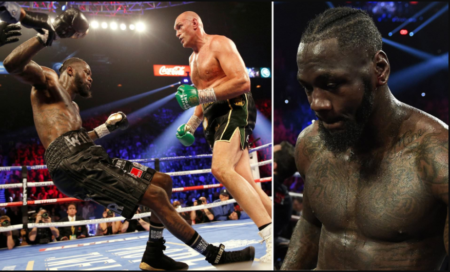 Deontay Wilder handed six-months medical suspension following his knockout defeat to Tyson Fury