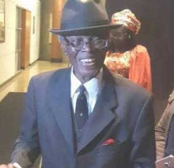 Photos: 82 year old Nigerian ambassador to the US,  Sylvanus Nsofor, assumes office