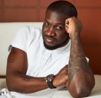 Peter Okoye covers Guardian Life magazine, says his journey as a solo artist is exciting (photos)
