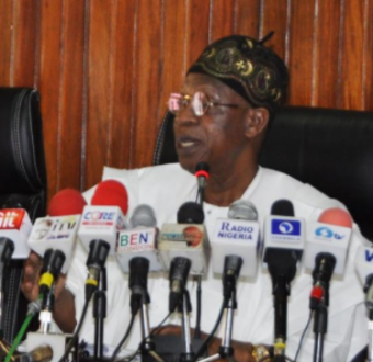 `Nigeria is very close to achieving self-sufficiency in rice` - Lai Mohammed says