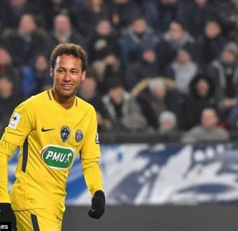 PSG star Neymar is most valuable player in Europe ahead of Lionel Messi. Cristiano Ronaldo is ranked 49th (See full list)